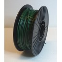 ABS filament 3.0mm 600g green